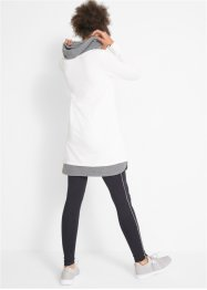 Longsweatshirt mit Leggings (2-tlg.), bpc bonprix collection