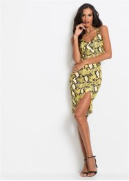 Kleid mit Schlangenprint, BODYFLIRT boutique