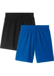 Funktions-Shorts (2er-Pack), bpc bonprix collection