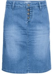 Soft-Stretch-Jeansrock, John Baner JEANSWEAR