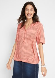Bluse, Halbarm, bpc bonprix collection