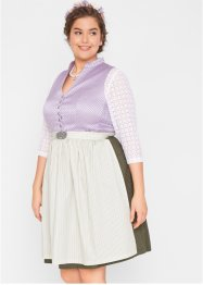Dirndl mit Jaquardmuster, bpc bonprix collection