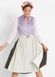 Dirndl mit Bequem- Effekt, bpc bonprix collection
