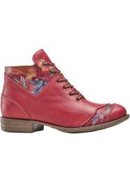 bpc selection Stiefel in rot für Damen von bonprix