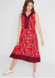 Midikleid mit Allover-Print, bpc bonprix collection