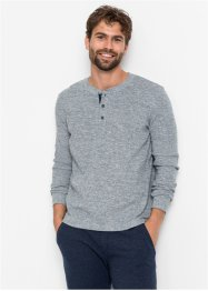Henley-Piquéshirt, bpc bonprix collection