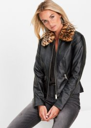 Lederimitat-Jacke, bpc selection
