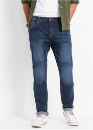 Regular Fit Stretch-Jeans m. Komfortschnitt, Tapered, John Baner JEANSWEAR