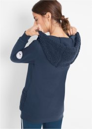 Teddy-Fleece Jacke, bpc bonprix collection