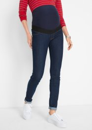 Komfort-Umstandsjeans-Jeggings, 2er Pack, bpc bonprix collection
