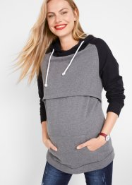 Umstands-Sweatshirt mit Stillfunktion, bpc bonprix collection