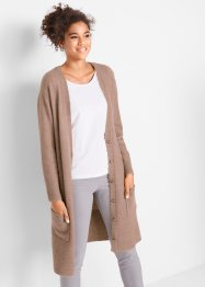 Longstrickjacke, bpc bonprix collection