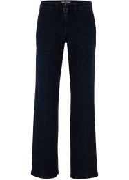Authentic-Stretch-Jeans, Wide Fit, John Baner JEANSWEAR
