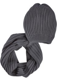 Loop & Beanie (2-tlg.Set), bpc bonprix collection