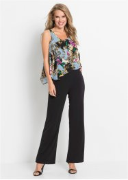 Jumpsuit mit Bluse, BODYFLIRT boutique
