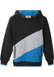 Kapuzensweatshirt im Colourblock, bpc bonprix collection