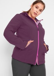 Softshelljacke mit Kapuze, bpc bonprix collection