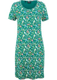 Jerseykleid mit Blumendruck, bpc bonprix collection