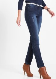 Stretchjeans mit Glitzer, bpc selection