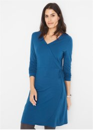 Nachhaltiges Kleid in Wickeloptik, TENCEL™ Lyocell, bpc bonprix collection