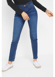 Nachhaltige Slim Fit Jeans, Recycled Polyester, bpc bonprix collection
