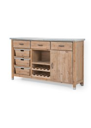 Sideboard mit Flaschenablagen, bpc living bonprix collection