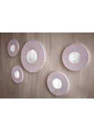 Deko Wandspiegel (5-tlg.Set), bpc living bonprix collection