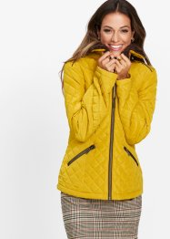 Steppjacke mit Fellimitatkragen, bpc selection