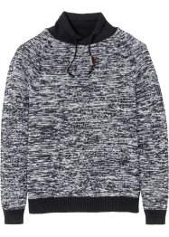 Pullover mit Schalkragen, bpc bonprix collection