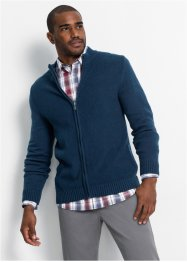 Strickjacke mit Komfortschnitt, bpc bonprix collection
