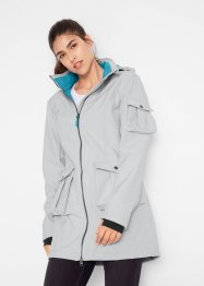 Funktions-Softshelljacke lang, bpc bonprix collection