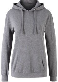 Basic Kapuzensweatshirt, bpc bonprix collection