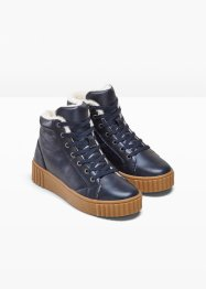 High top Plateau Sneaker, bpc bonprix collection