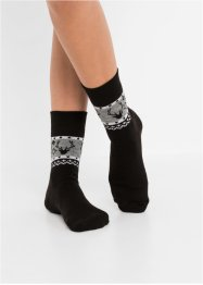 Thermo Socken (4er Pack) unisex, bpc bonprix collection