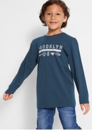 Jungen Langarmshirt (2er-Pack), bpc bonprix collection