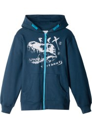 Jungen Kapuzen-Sweatjacke, bpc bonprix collection