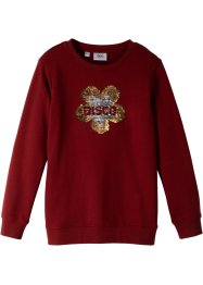 Sweatshirt mit Wendepailletten, bpc bonprix collection