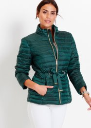 Steppjacke in Glanzoptik, bpc selection