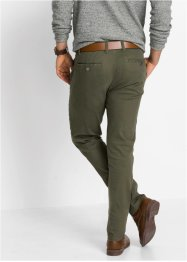 Slim Fit Chino-Stretch-Hose, Straight, bpc bonprix collection