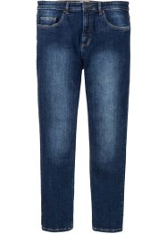 Classic Fit Power-Stretch-Jeans, Tapered, John Baner JEANSWEAR