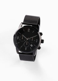 Herren-Chronograph aus Edelstahl, bpc bonprix collection