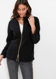 Fleecejacke mit Animaldruck, bpc selection