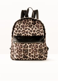 Rucksack in Leo Optik, bpc bonprix collection