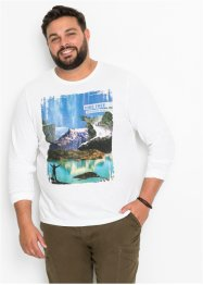 Langarmshirt mit Fotodruck, bpc bonprix collection