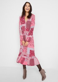 Maite Kelly Midikleid in Patchwork - Optik, bpc bonprix collection