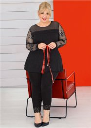 Maite Kelly Punto Di Roma - Leggings, bpc bonprix collection