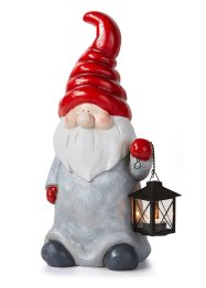 Deko-Figur Weihnachtsmann mit Laterne, bpc living bonprix collection
