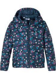 Steppjacke mit Blumendruck, bpc bonprix collection