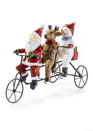 "Deko-Fahrrad ""Santa and Friends"", bpc living bonprix collection"