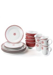 Geschirr Set  (16-tlg.-Set), bpc living bonprix collection